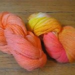 Dye Yarn with Easter Egg Kits