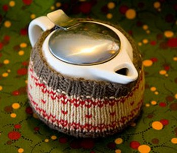 Rustic Tea Cozy