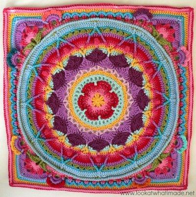 Tribal Patterns: Free Knit & Crochet Patterns - Stitch and ...