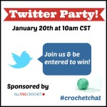 AllFreeCrochet Twitter Party