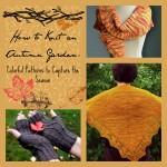 How to Knit an Autumn Garden