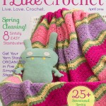 I LIke Crochet August 2014 Cover