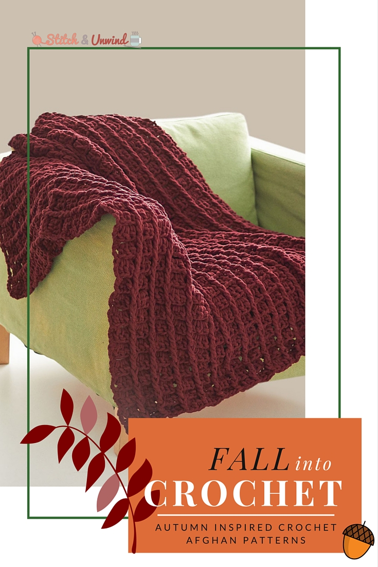 Fall Crochet Afghan Patterns