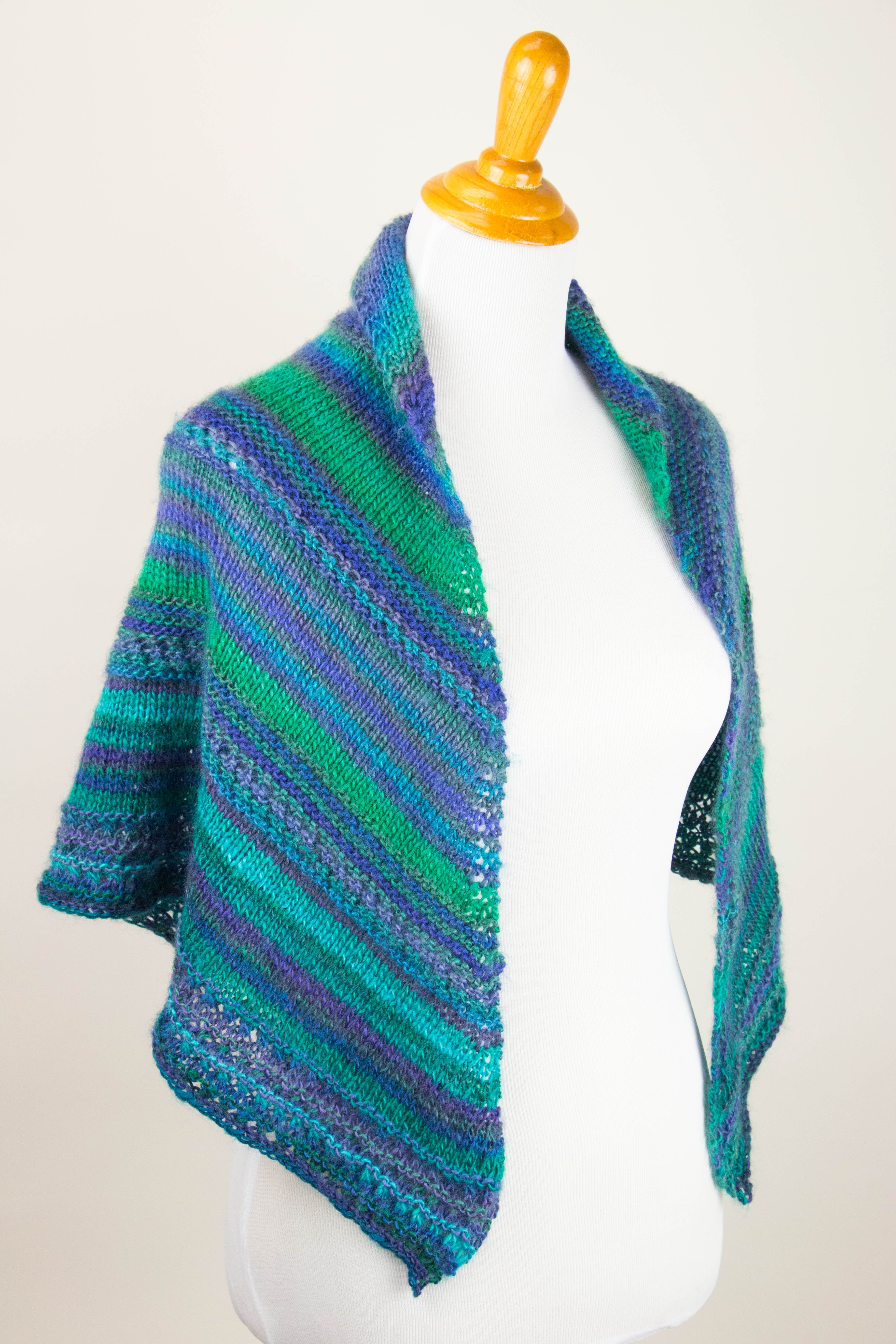 Free Crochet Patterns For A Prayer Shawl : Prayer Shawls for Rush Charity Drive - Stitch and Unwind