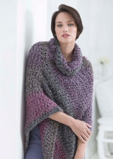 Cozy Crochet Poncho