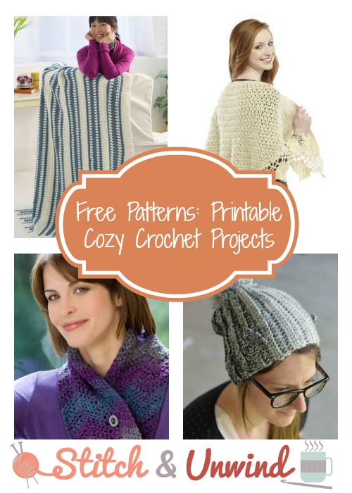 Printable Crochet Projects