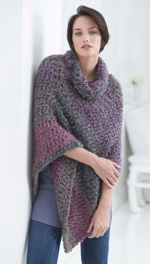 Crochet Poncho Pattern Collection 10 Free Patterns