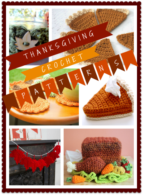 Thanksgiving Crochet Patterns