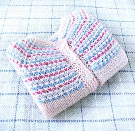 Knitting Pattern Says No Stitch : Knit and Crochet Baby Sweaters: 22 Free Patterns - Stitch and Unwind