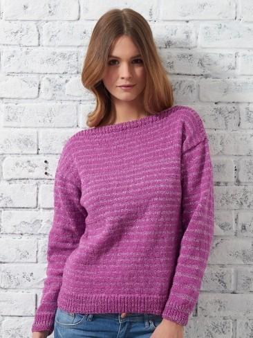 Bateau Knit Sweater