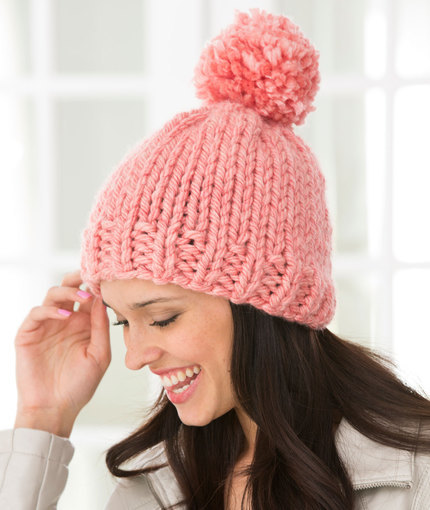 Pink Knitting Patterns