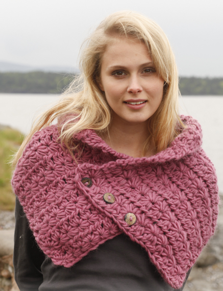 Pink Crochet Patterns