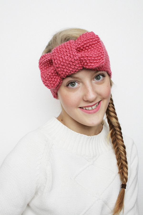 Pretty Girl Knit Headband