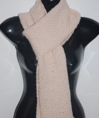 Knitting Loom Scarf Pattern