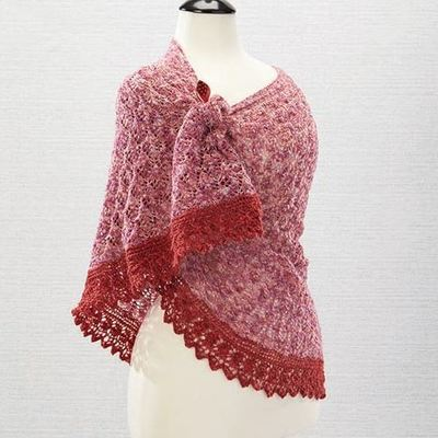 Prayer Shawls For All Free Knit And Crochet Patterns Stitch And