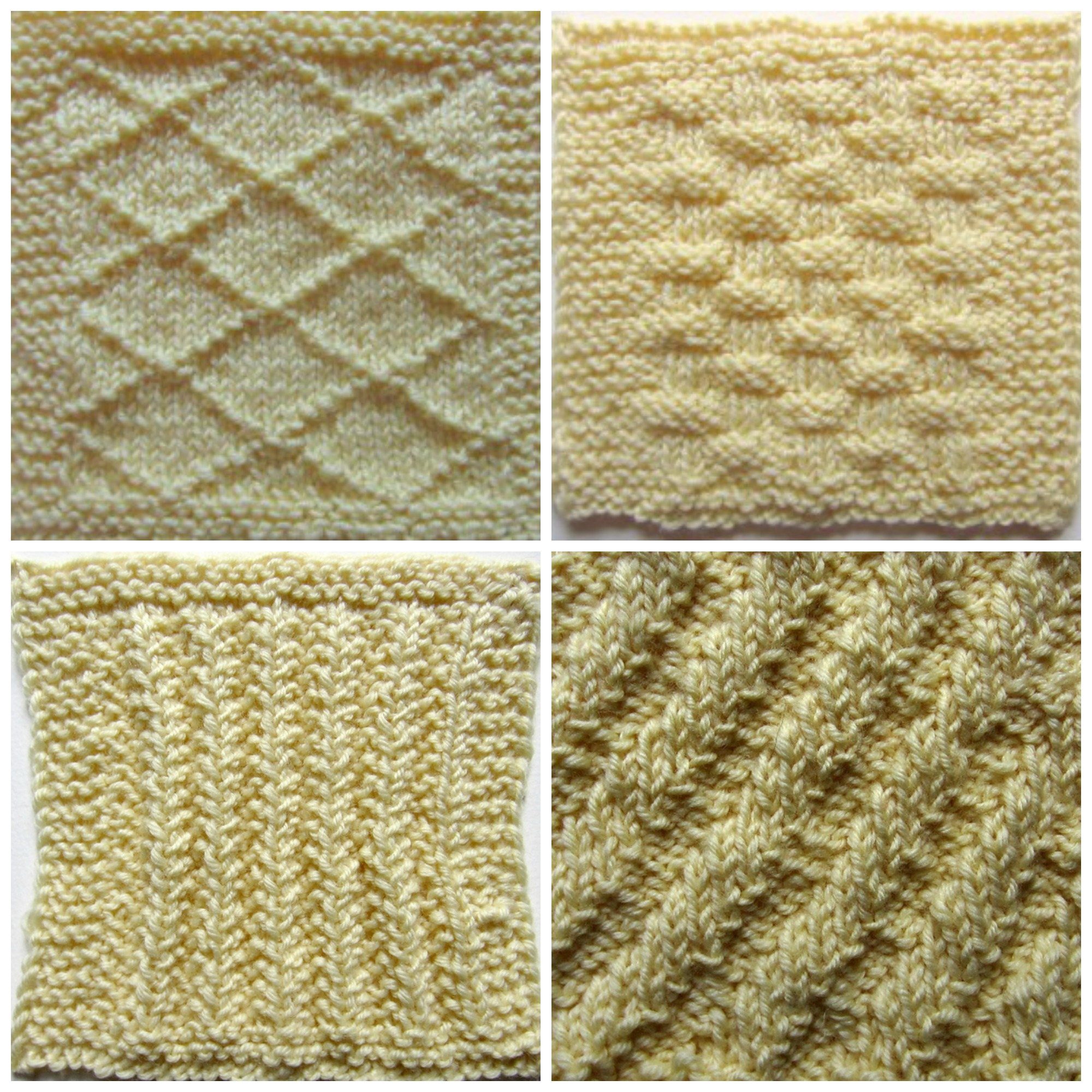 Knitting Sampler Pillow, Part 5: Assembly and Finishing - Stitch and ...