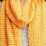 Scarf Crochet Pattern Featured