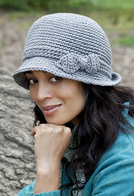 Crochet Cloche Pattern