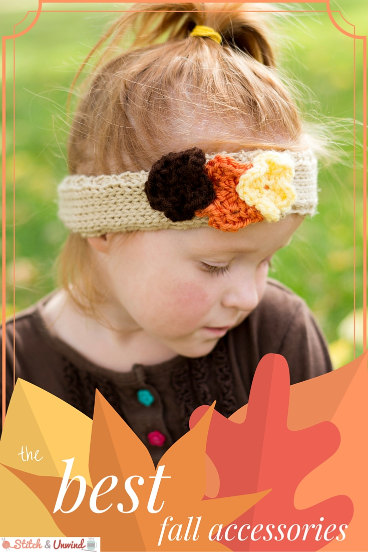 Fall Knit and Crochet Accessories