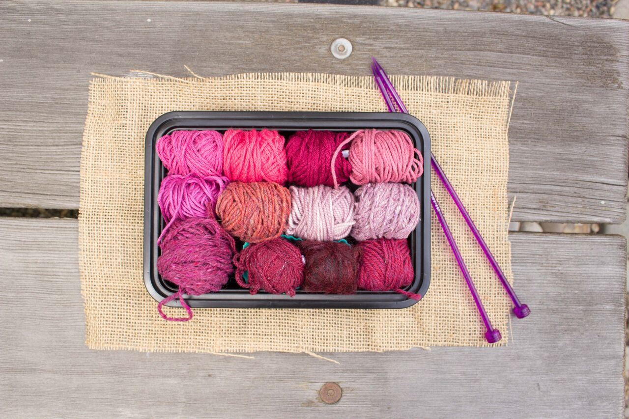 berocco yarn sampler