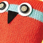 EASY KNIT OWL PATTERN featured