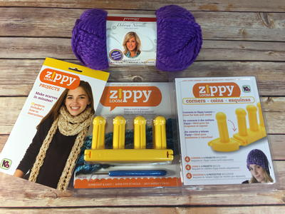Zippy Loom Set Prize Package