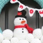 winter wreaths featured
