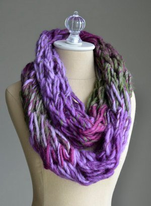 Magic Arm Knit Cowl