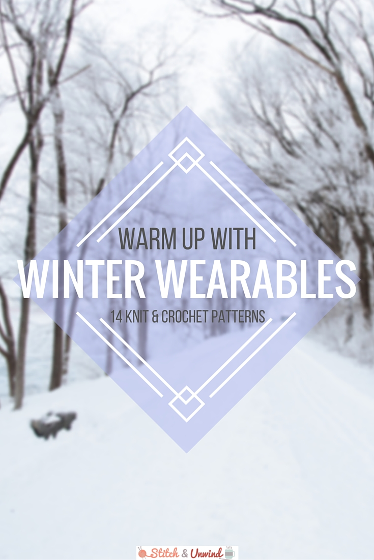 Winter Wearables Knit and Crochet Patterns