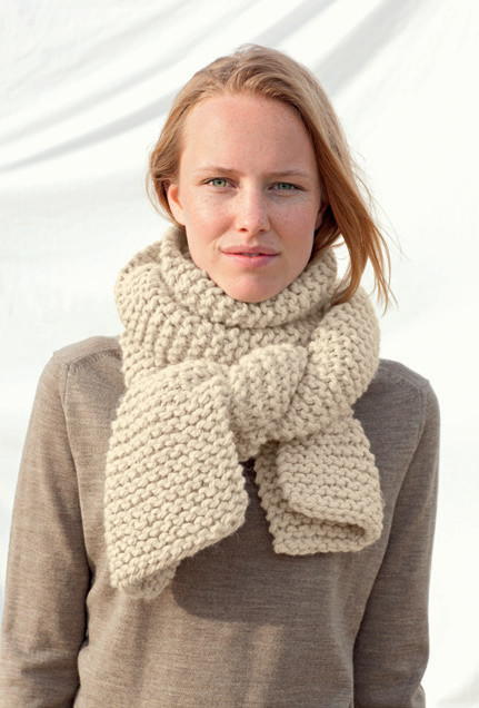 Winter Wonderland 14 Knit And Crochet Scarf Patterns Stitch And