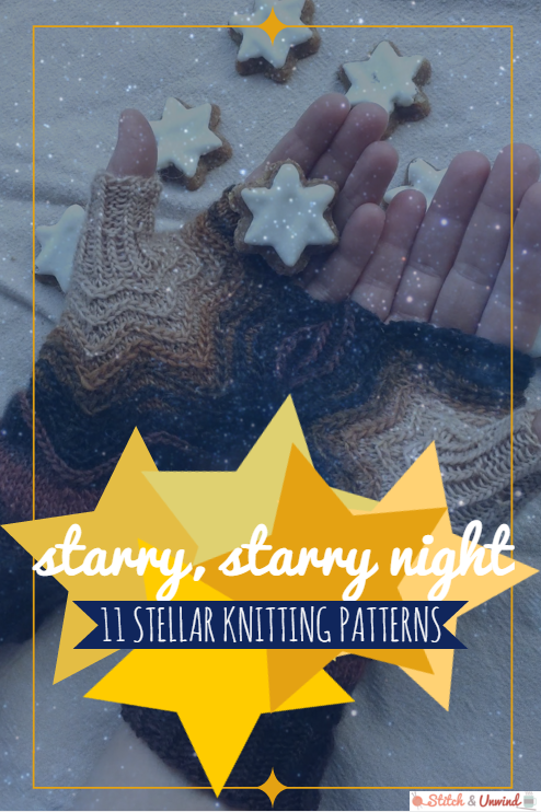 Starry Knitting Patterns