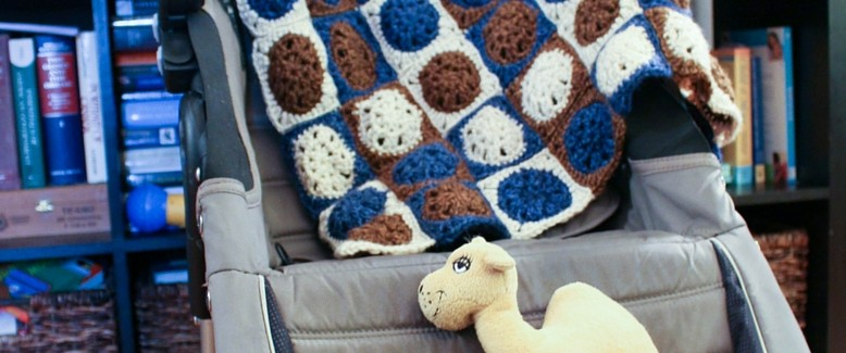 #StitchWithLove: Charity Afghan Pattern by Marie Segares!