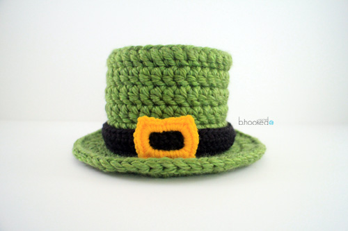 Crochet Leprechaun Hat