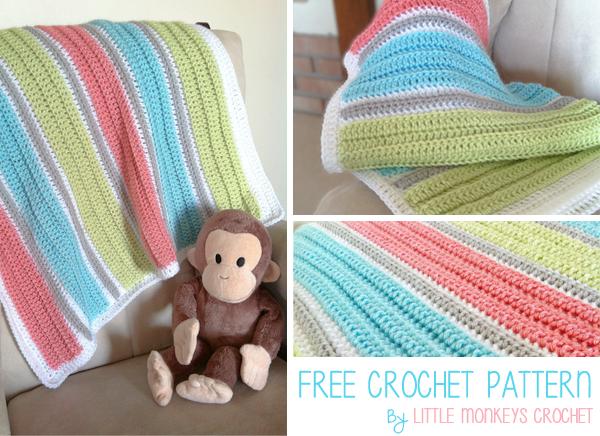 Simple Baby Blanket Pattern