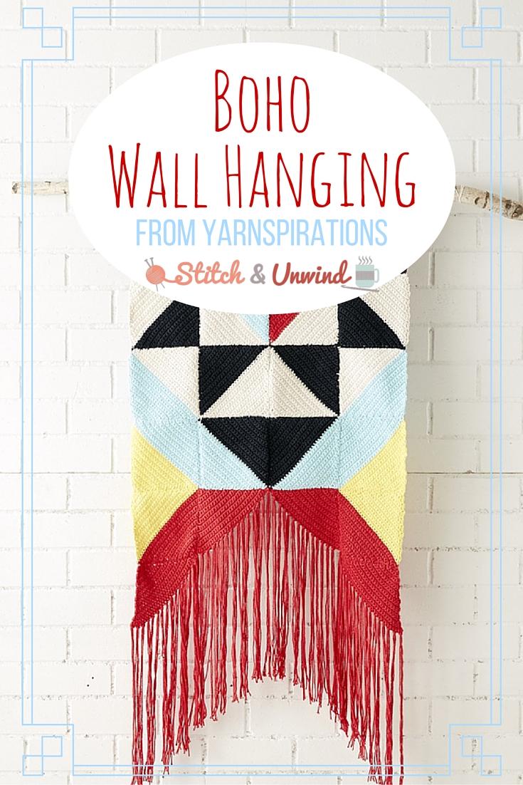 Boho Wall Hanging