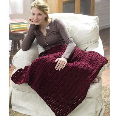 Foolproof Crochet Afghan Pattern