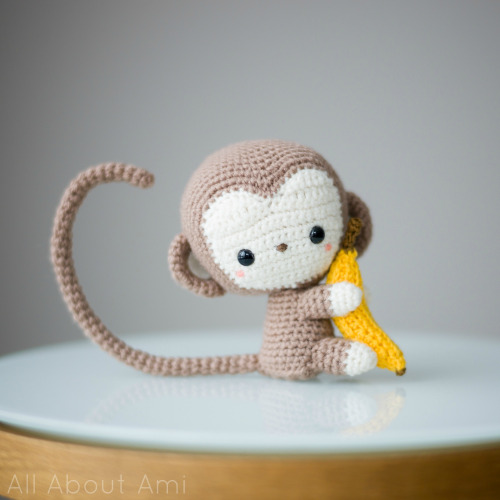 Amigurumi Monkey Pattern