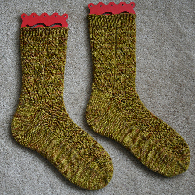 Guest Post: The Best Spring Sock Patterns EVER!