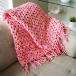Quick n' Cozy Crochet Afghan