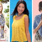 26 Light & Lacy Knitting Patterns for Summer