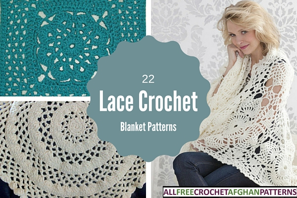 60 Lace Crochet Blanket Patterns Stitch And Unwind Stunning Lacy Baby Blanket Crochet Pattern