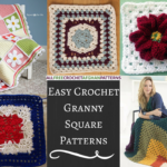 Easy Crochet Granny Square Patterns (1)