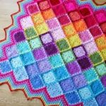Happy-Harlequin-Crochet-Afghan
