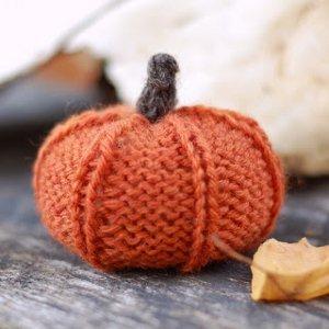 It's #PumpkinWeek: 15 Knit and Crochet Pumpkin Patterns ...