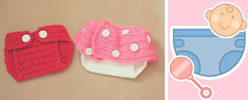 e79235682 The Most Adorable Crochet Diaper Cover Pattern (+ More Free Patterns ...