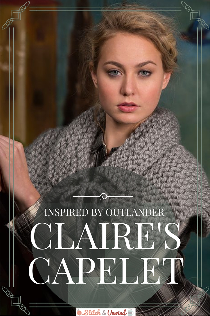 Free Pattern Friday: Claire's Capelet from Red Heart