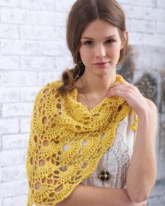 30 Lacy Crochet Shawl Patterns Stitch And Unwind